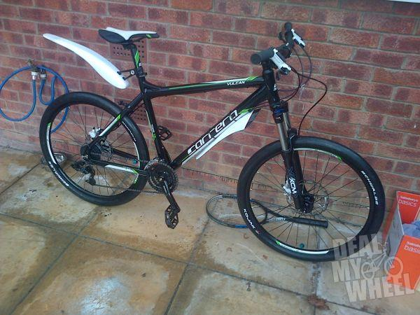 Carrera Vulcan 2011/12 20'inch - new and second hand bikes - Gloucester