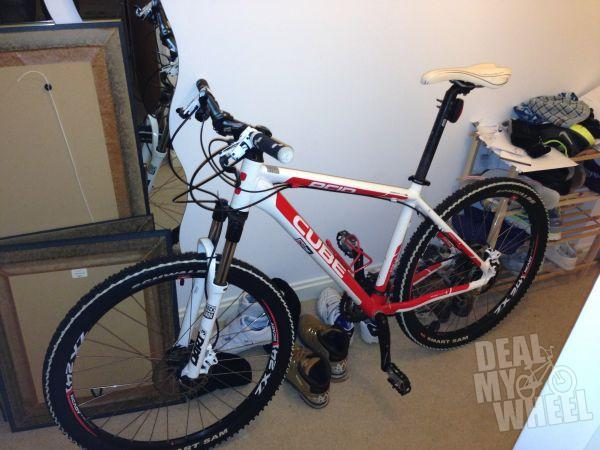 acid cube mountain bike new and second hand bikes. Black Bedroom Furniture Sets. Home Design Ideas