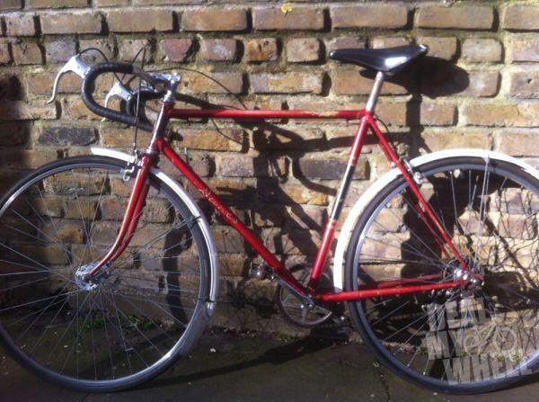 Dawes 60s Road Racing Bike Raleigh New And Second Hand