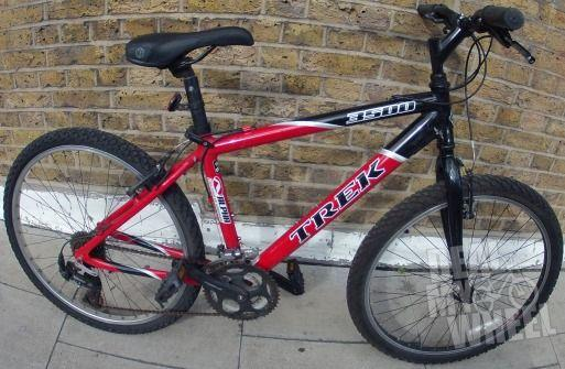 Trek 3500 Mountain Bike New And Second Hand Bikes Whitechapel