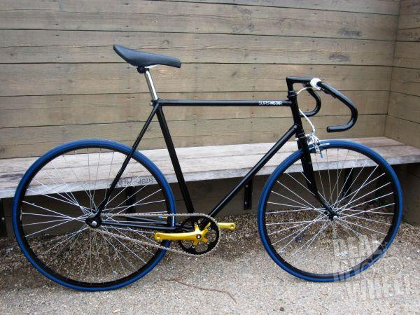 singlespeed track bike fixie new and second hand bikes. Black Bedroom Furniture Sets. Home Design Ideas