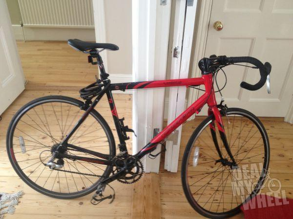 Bike, Carrera Valour 7005  8/10 con - new and second hand