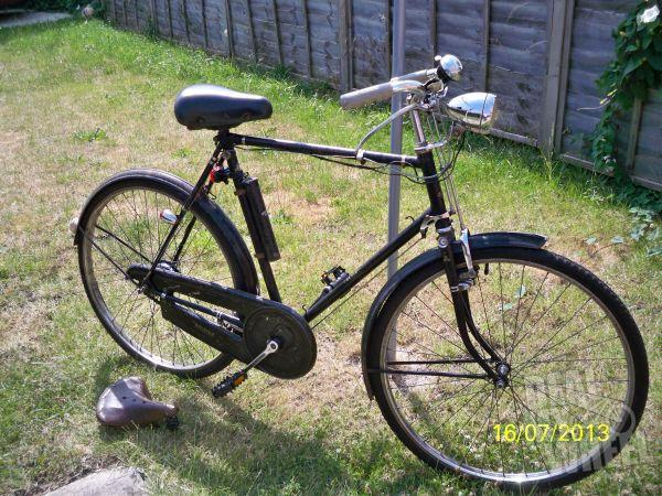 Vintage Raleigh Town Bike New And Second Hand Bikes