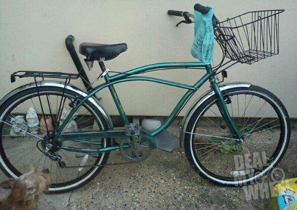 vintage cruiser ex condition new and second hand bikes. Black Bedroom Furniture Sets. Home Design Ideas
