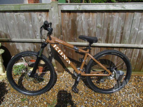 Co uk 187 york 187 mountain bike 187 kona 187 kona shred for sale