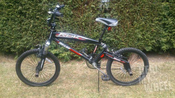 Reebok Bmx New And Second Hand Bikes Stakeford