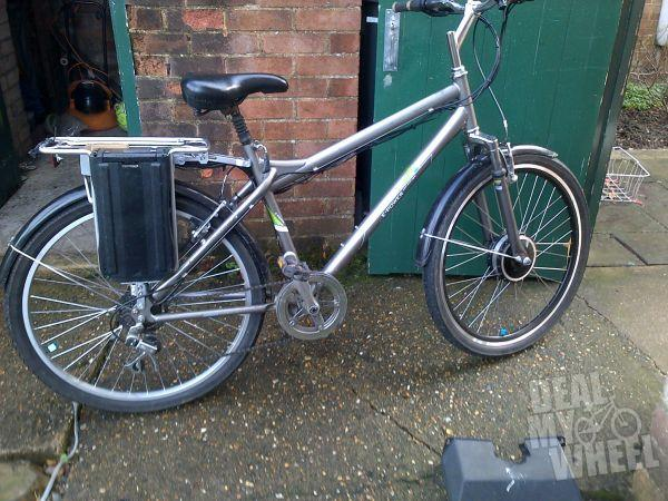 electronic bike new and second hand bikes cambridge. Black Bedroom Furniture Sets. Home Design Ideas