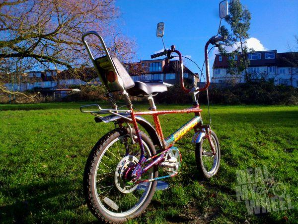 Custom Paint Raleigh Chopper New And Second Hand Bikes