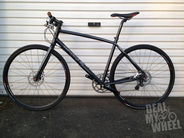 Whyte R7 Stirling Fast Urban Hybrid