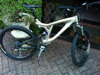 BMW Enduro Mountain bike