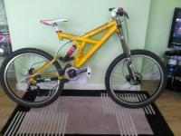 Mountain Bike - muddy fox custom