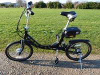 Viking E-Go Electric Folding Bike -