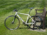 Fitness Bike - Chris Boardman