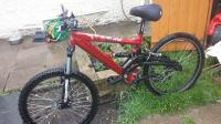 Mountain Bike - saracen