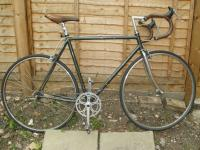 Retro / Vintage Bikes - Not Marked