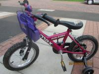 Children's Bikes - Raleigh