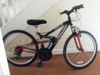 Children's Bikes - APOLLO FS24