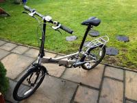 Collapsible Bike - Dahon
