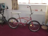 Raleigh Chopper - SCHWINN STING RAY
