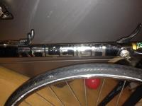Raleigh Record Sprint Golden/Black