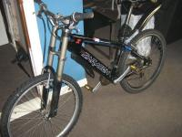 Mountain Bike - saracen xile 7005