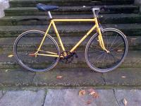 Single Speed - Orange UK