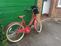 Selling the bike in Cambridge